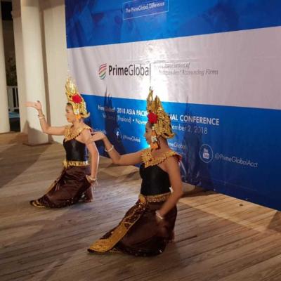 Asia Pacific Regional Conf 18 21