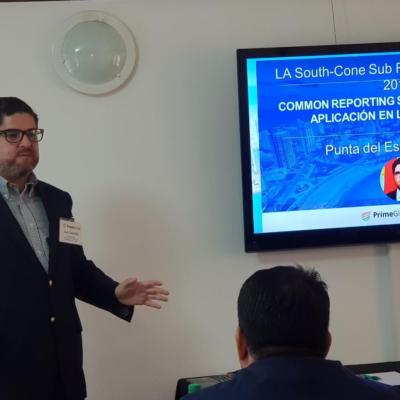 2019 La South Cone Meeting 1