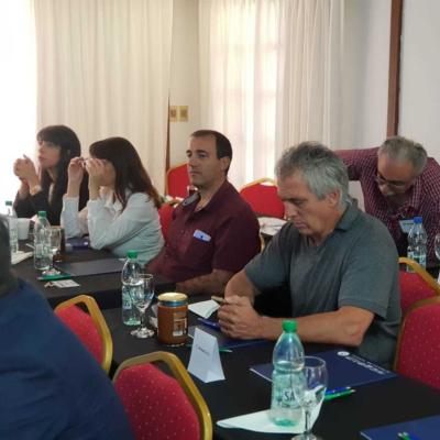 2019 La South Cone Meeting 2