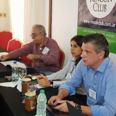 2019 La South Cone Meeting 5