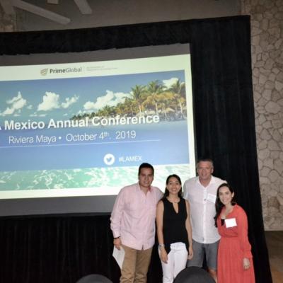 La Mexico Sub Regional Conference 2019 39
