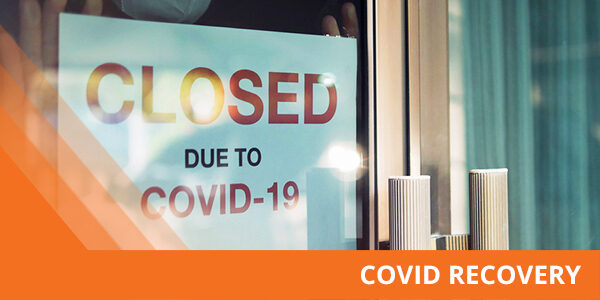 Covid Closed Sign 600X300