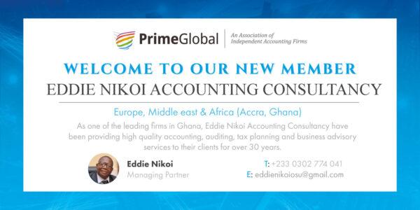 Eddie Nikoi New