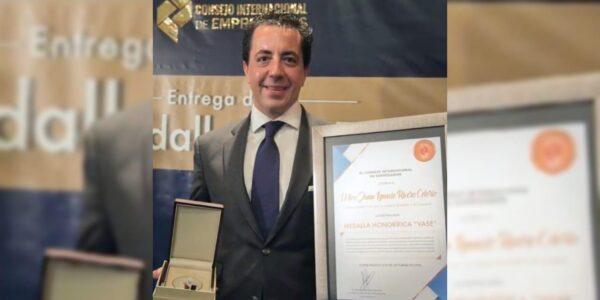 Juan Award Win