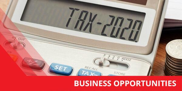 Tax 2020 600X300