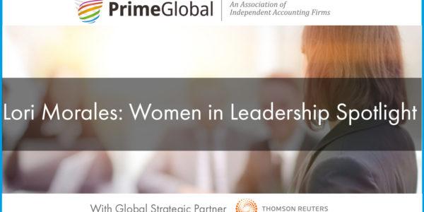 Women In Leadership Lori Morales