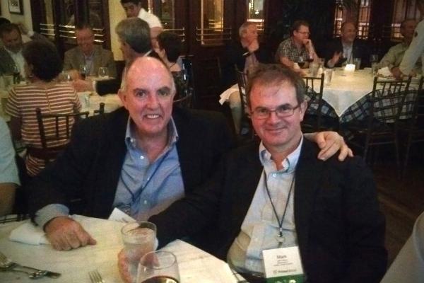 Neal Kilbane & Mark Worsey, Chair