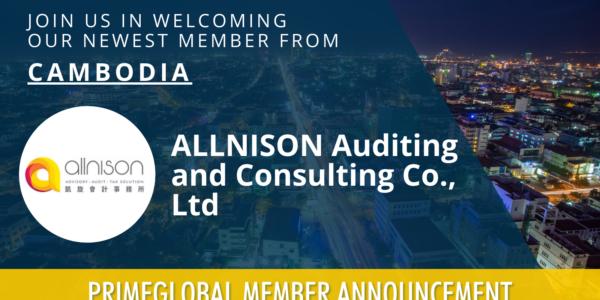 Allnison New Member Announcement