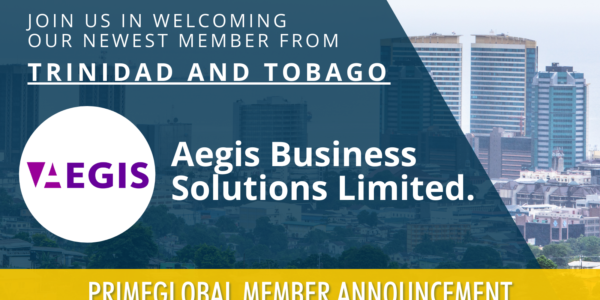 Aegis New Member Announcement
