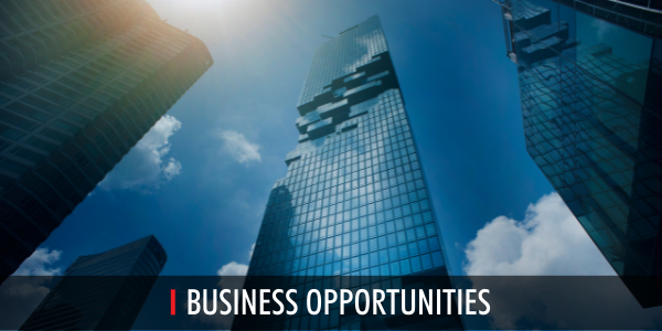 Glass Sky Scraper Business Opps 600X300