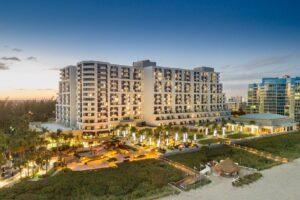 Fort Lauderdale Marriott Beach Resort Spa