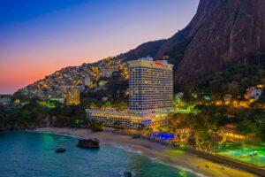 Riosi Marriott Hotel La Regional Conference