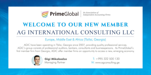 Ag International Consulting Llc 11 19