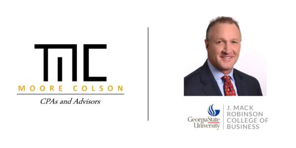 Atlanta Real Estate Partner Steve La Montagne At Moore Colson Press Release Georgia State University Real Estate Honorary Board 3