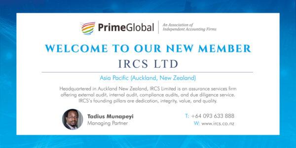 Ircs Ltd 01 20