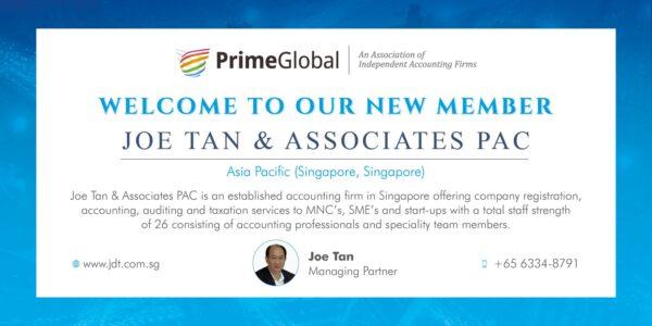 Joe Tan Associates Pac 06 18
