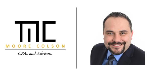 Moore Colson Names Eric Ratliff As Partner