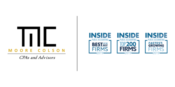 Press Release Moore Colson Cpas Advisors Ranks Best Of The Best Accounting Consulting Firms Top 200 Firm