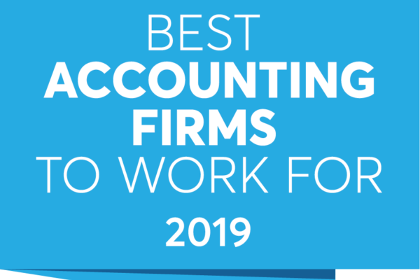 Firms named as Best Accounting Firms to Work For