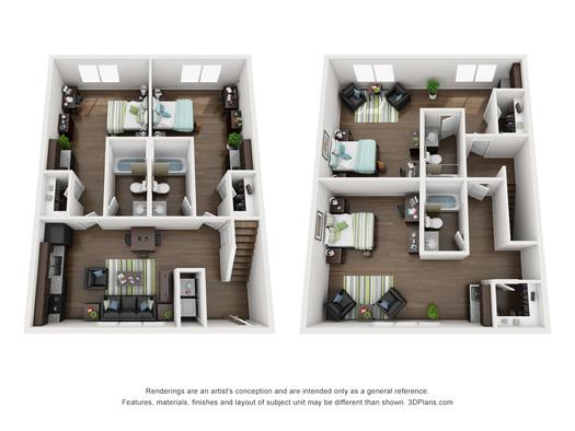 Kansas State University Apartments Xl 4 Bed 4 Bath Claflin