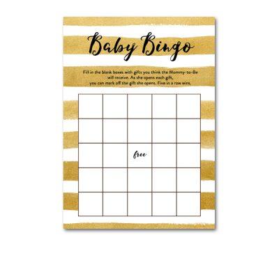 Baby-Shower-Printable-Gold-Foil-Bingo