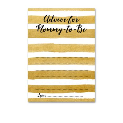 Baby-Shower-Printable-Gold-Foil-Advice