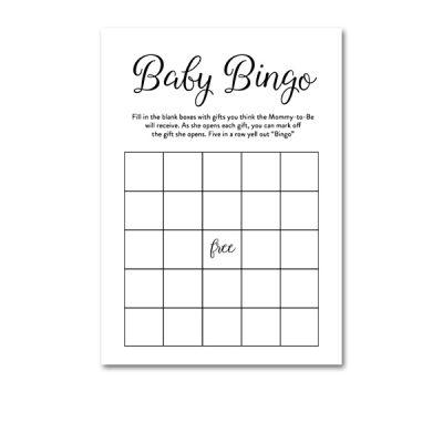 Baby-Shower-Printable-Elegant-Black-And-White-Bingo