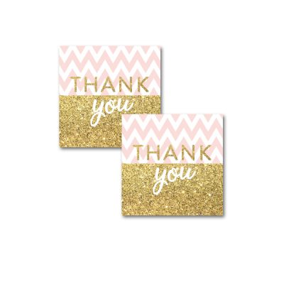 Baby-Shower-Printable-Pink-Gold-Chevron-Tags