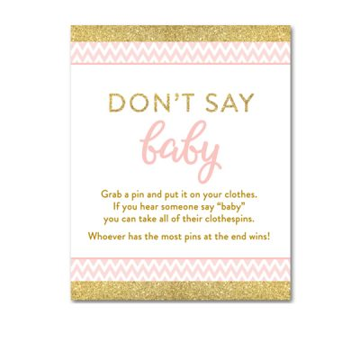 Baby-Shower-Printable-Pink-Gold-Chevron-Dont-Say-Baby