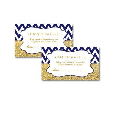 Baby-Shower-Printable-Navy-Gold-Diaper-Raffle