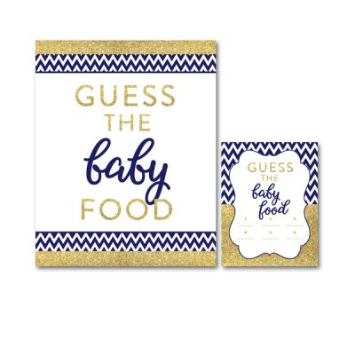 Baby-Shower-Printable-Navy-Gold-Baby-Food