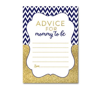 Baby-Shower-Printable-Navy-Gold-Advice