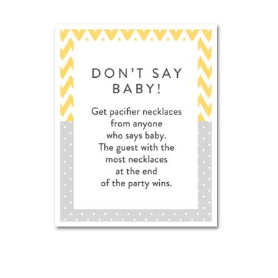 Baby-Shower-Yellow-Gray-Dont-Say-Baby
