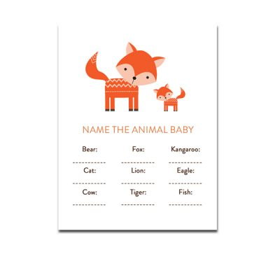 Baby-Shower-Cute-Woodland-Fox-Name-The-Animal-Baby