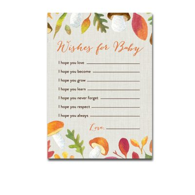 Baby-Shower-Fall-Leaves-Wishes-For-Baby