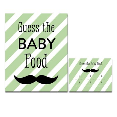 Green-Mustache-Guess-Baby-Food