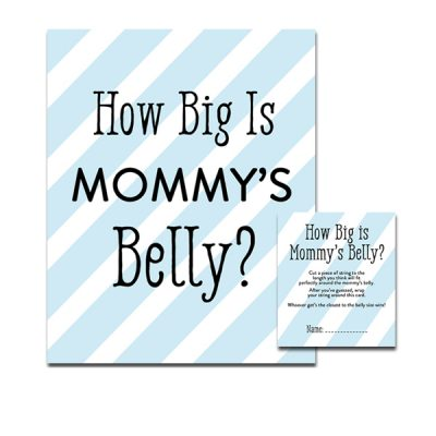Baby-Shower-Blue-Boy-How-Big-Is-Mommys-Belly