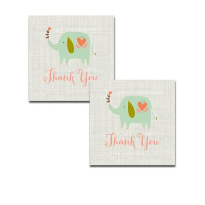 Aqua-Elephant-Baby-Shower-Thank-You-Tags