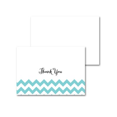 Baby-Shower-Blue-Chevron-Thank-You-Card