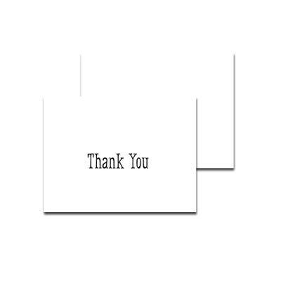 baby-shower-black-white-thank-you-card