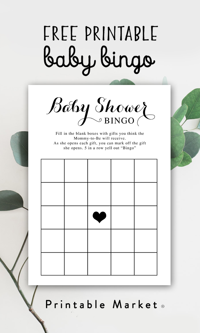 It is an image of Unusual Baby Shower Printouts