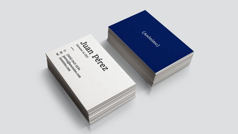 tarjetas de presentación tarjetas de calidad con los mejores precios