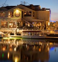 Italian Restaurant Bayside Drive Newport Beach