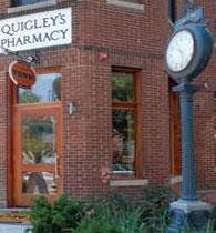 Tonic Restaurant @ Quigley's Pharmacy