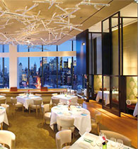 Restaurants And Venues In Columbus Circle Manhattan New