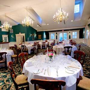 Vicker's Restaurant + The Plantation Ballroom