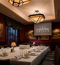 Capital grille palm beach gardens palm beach gardens for Best private dining rooms miami
