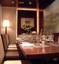 Charlie palmer steak dc capitol hill washington d c for Best private dining rooms washington dc