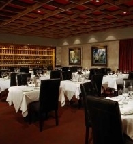The napa room mastro 39 s steakhouse thousand oaks for Best private dining rooms los angeles