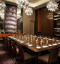Bibiana downtown washington d c area partycache for Best private dining rooms new york